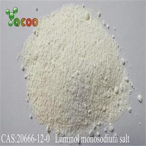 Luminol monosodium salt cas20666-12-0 fabricante